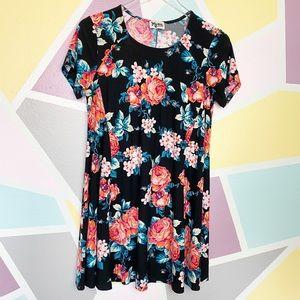 Show Me Your MuMu Nick's Babydoll Florar Print